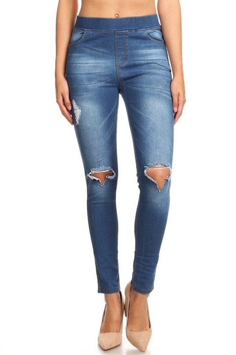 Picture of Denim Jeggings