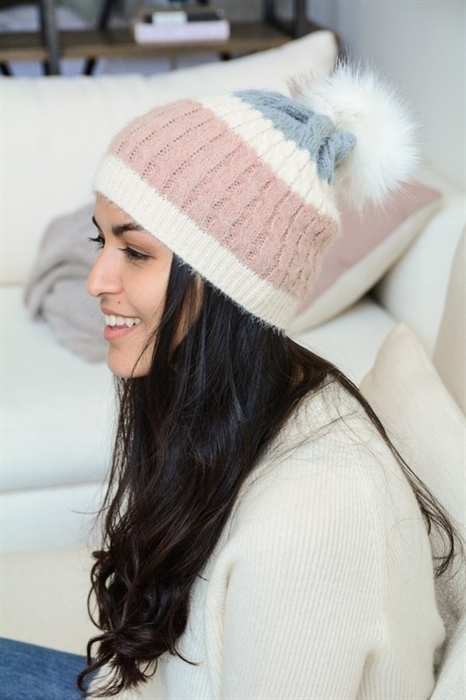Picture of Amelia Mohair Beanie
