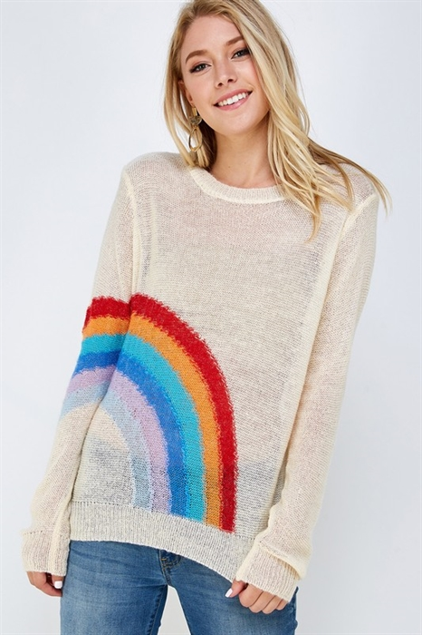 Picture of Over The Rainbow Sweater