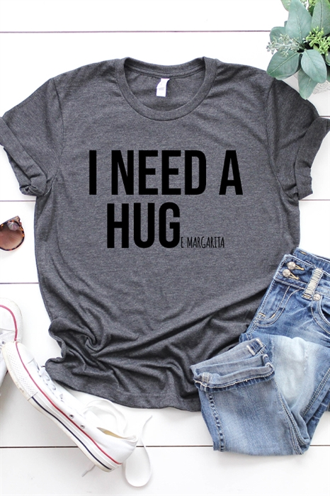 Picture of I Need a Huge Margarita Graphic Tee