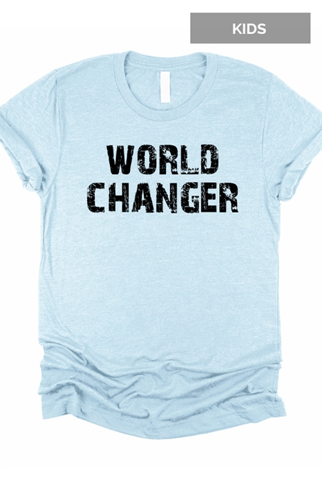Picture of YOUTH World Changer Graphic Tee