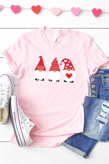 Picture of Gnome Love Graphic Tee