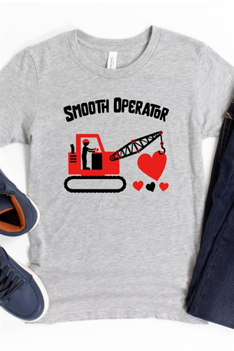 Picture of Smooth Operator Graphic Tee