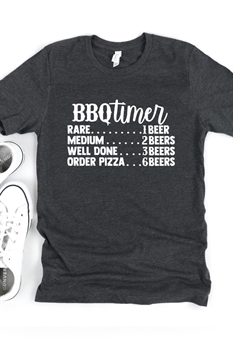 Picture of BBQ Timer Graphic Tee
