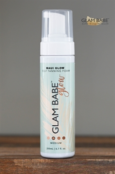 Picture of Maui Glow by Glam Babe Tanning Foam | Medium