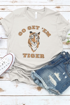 Picture of Go Get Em Graphic Tee